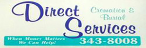 Direct Funeral and Cremation Services - Albuquerque Logo