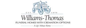 Williams-Thomas Funeral Home Downtown Logo