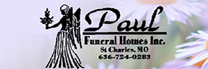 Paul Funeral Home - St. Charles Logo