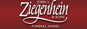 John L. Ziegenhein & Sons Funeral Home Logo