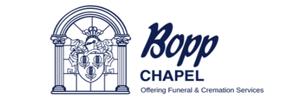 BOPP CHAPEL Logo