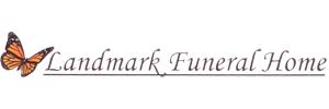 Landmark Funeral Home Logo