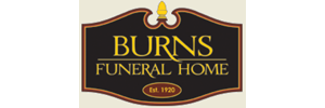 Burns Funeral Home Logo