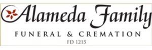 Alameda Family Funeral & Cremation, Inc. - Saratoga Logo