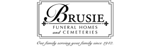 Brusie Funeral Home Logo
