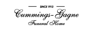 Cummings-Gagne Funeral Home Logo