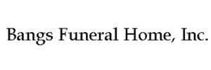 Bangs Funeral Home, Inc. - Ithaca Logo