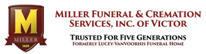 Miller (Lucey-Vanvoorhis) Funeral Home Inc Logo