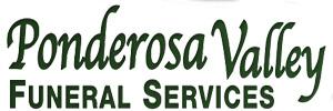 Ponderosa Valley Funeral Services - Parker Logo
