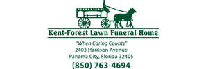 Kent-Forest Lawn Logo
