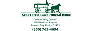 Kent-Forest Lawn Logo