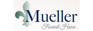 MUELLER FUNERAL HOME, INC Logo