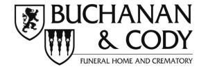 Buchanan & Cody Funeral Home,    Virginia Chapel - Virginia Logo