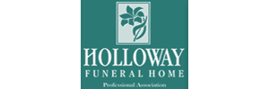 Holloway Funeral Home Logo