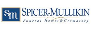 Spicer-Mullikin Funeral Home - New Castle Logo