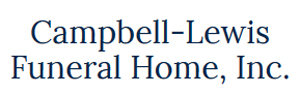 Campbell-Lewis Funeral Home Logo
