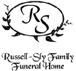 Russell-Sly Family Funeral Home Logo