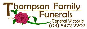 Thompsons Family Funerals Logo