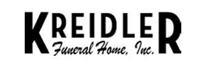 Kreidler Funeral Home Logo
