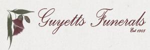 Guyetts Funerals Logo