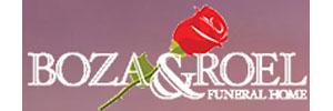 Boza & Roel Funeral Home Logo
