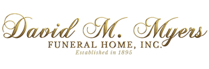 David M. Myers Funeral Home Logo