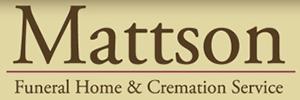 Mattson Funeral Home & Cremation Service Logo