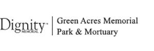 Green Acres Memorial Park & Mortuary Logo