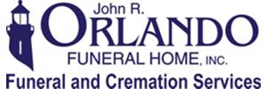 John R. Orlando Funeral Home Inc, Logo