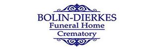 Bolin-Dierkes Funeral Home Logo