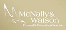 McNally & Watson Funeral & Cremation Service - Clinton Logo