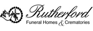Rutherford Funeral Home Powell Logo