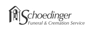 Schoedinger Funeral Home Worthington Chapel Logo