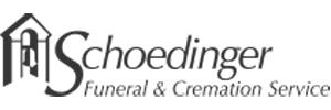 Schoedinger Funeral Home Northeast Chapel Logo