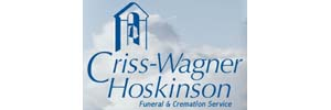Criss Wagner Hoskinson Funeral and Cremation Service Logo