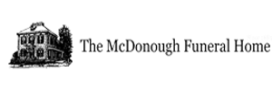 McDonough Funeral Home Logo
