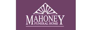 MAHONEY FUNERAL HOME Logo
