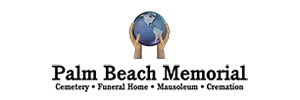 Palm Beach Memorial Park Funeral Home Logo