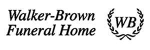 Davis Family Funeral Home - Walker Brown Chapel Logo