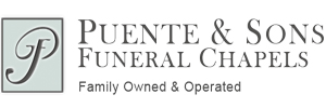 Puente & Sons Funeral Chapel Logo