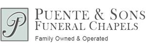 Puente & Sons Funeral Chapels Logo