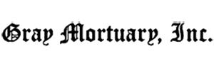 Gray Mortuary, Inc. Logo