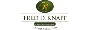 Fred D Knapp & Son Funeral Home Logo