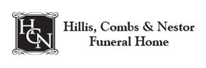 Hillis, Combs & Nestor Funeral Home Logo