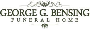 George G. Bensing Funeral Home, Inc. Logo