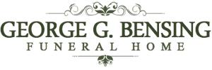George G. Bensing Funeral Home, LLC Logo