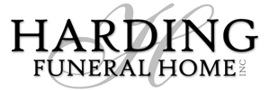HARDING FUNERAL HOME INC Logo