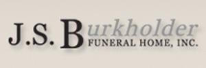 J.S. Burkholder Funeral Home Inc. Logo