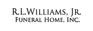 R.L. Williams, Jr. Funeral Home Logo