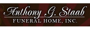 Anthony G. Staab Funeral Home Logo